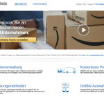 Screenshot: Amazon.de 06 12 2016