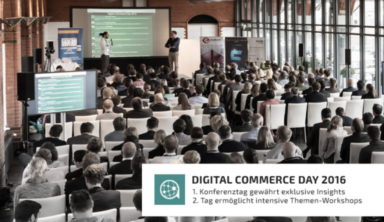 Digital Commerce Day 2016