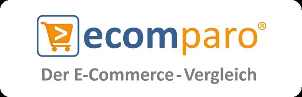 ecomparo Shopsystem-Vergleich Logo_boxed