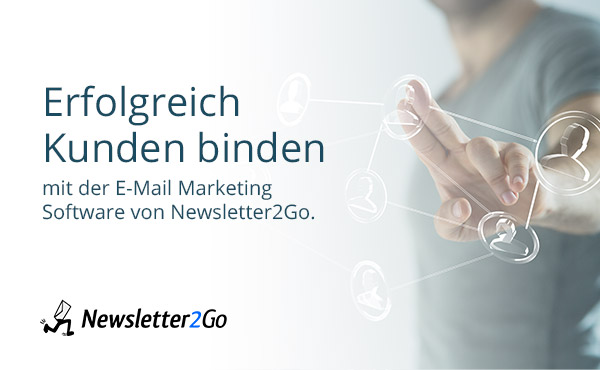 newsletter2go Emailmarketing ecomparo